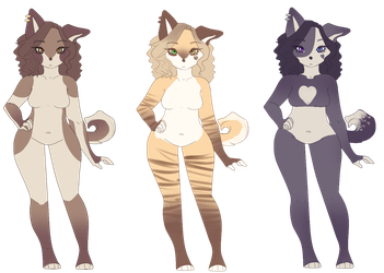 Woop Gurls -open- by YanixAdopts