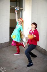 Star and Marco cosplay by Tenori-Tiger