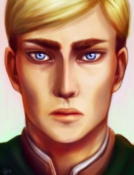 Erwin Smith by kunibob