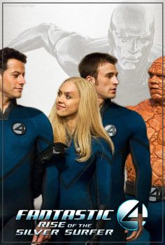 FF02 Fantastic 4 - Rise of the Silver Surfer (2007 by eliwingz