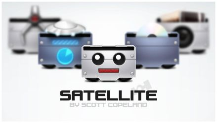 Satellite by apathae