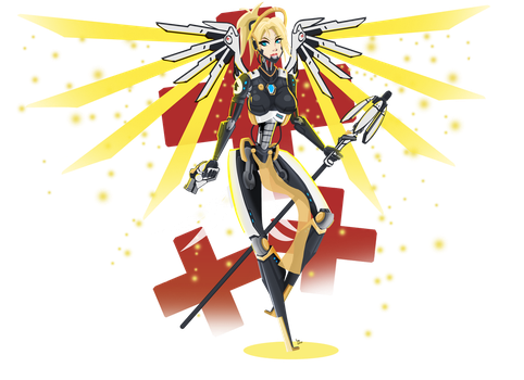 Robit Mercy II by Ezula-87