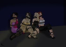 Four on the Floor by Geistjager