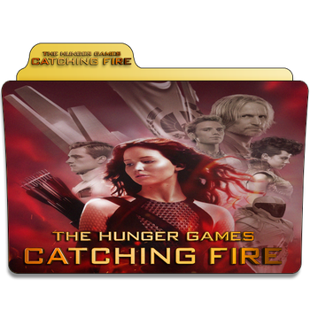 The Hunger Games: Catching Fire  Folder Icon by Je-Vi