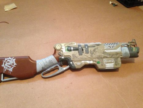 Modded slingfire by Marcellocameo