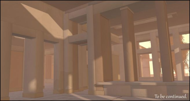Knossos: The queen's chamber by olympianlegends