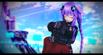 |MMD|HDN|Art Trade|''C'mere, you~'' by UniversalKun