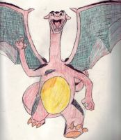 charizard by megamike75