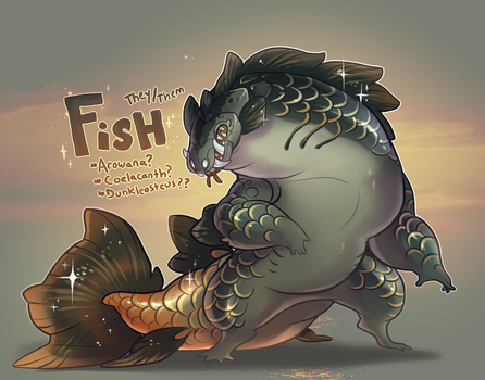 FISH by Skelefrog
