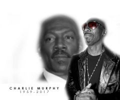 R.I.P. Charlie Murphy  by JMK-Prime