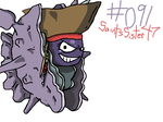 #091 Cloyster by SaintsSister47