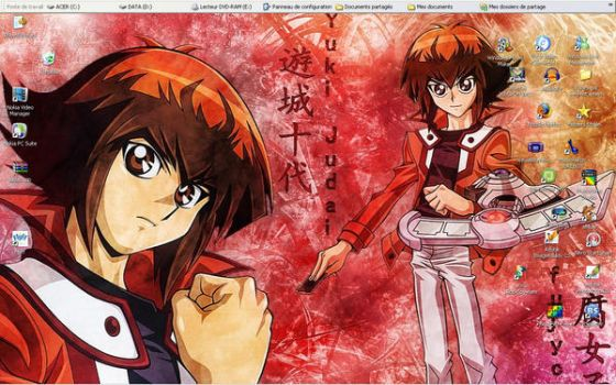 Desktop Screenshot by YukiJudai13