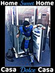 Sub-Zero Cosplay Just For Fun - Home Sweet Home by LeonChiroCosplayArt