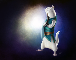 Severin, The Ferret by TeoLeif