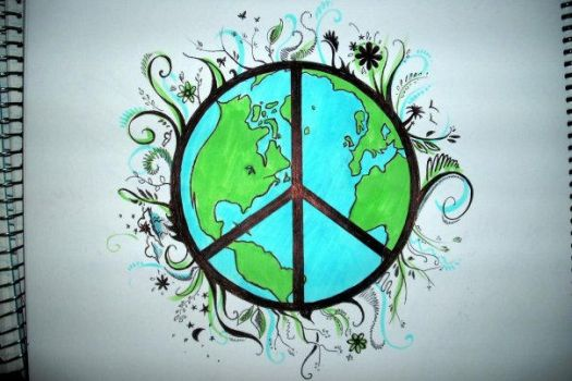 world peace by soni6277