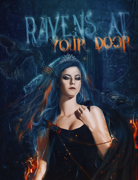 Ravens At Your Door by Evey-V