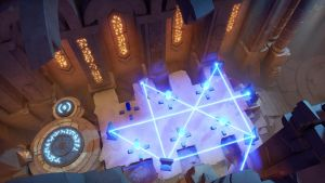 Archaica: The Path Of Light - Desert City, Library by MarcinTurecki