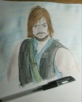 [AT] Daryl Dixon by Alice-Killer-of-art