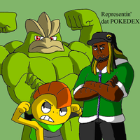 TBFP: Woolie with his Scrafty and Machamp