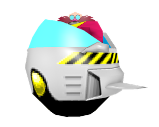Low Poly EggMobile by Nash-The-Mutt
