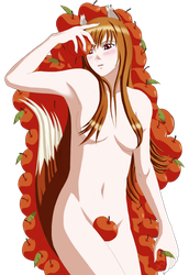 Spice and Wolf : Request by pawsymphony