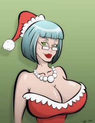 Merry Christmas Mrs. Claus by MadMurrdock