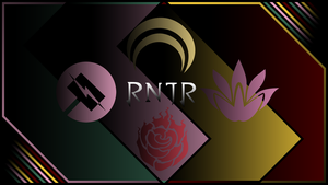 Rwby: Team RNJR(Unoffical) Desktop Wallpaper by Emperial-Dawn