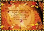Be It Autumn or Fall by sevvysgirl