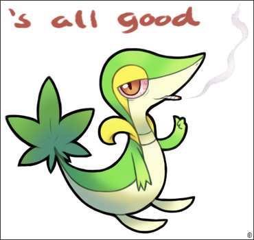 Mariguana by drill-tail