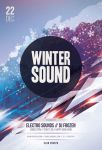 Winter Sound Flyer by styleWish