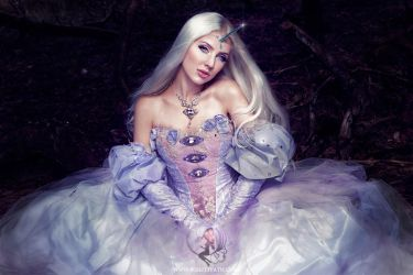 The Lady Amalthea Collaboration by Firefly-Path