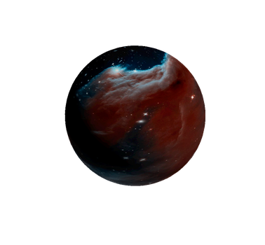 Space Ball PNG by DoloresMinette