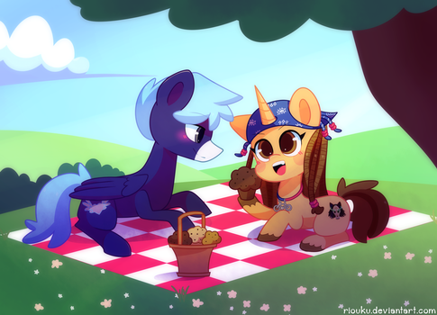 COM: Just a Simple Date by Riouku