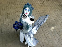 Emily-Corpse Bride by Lady-Ragdoll