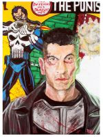 Frank Castle by BigJohnCreations