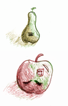 [D22] Surreal Fruits by RetSamys