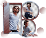 PACK PNG 357 // KIT HARINGTON by xMissOneDirectionx