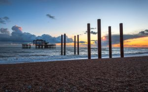 West Pier by snomanda