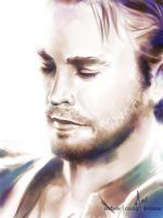 Chris Hemsworth - Born by riotfaerie