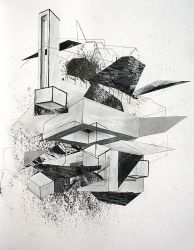 Architectural Plan by teat