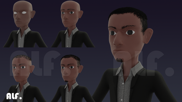Agent Hady Concept2 by taemart