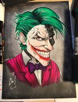 JOKER by Spidertof