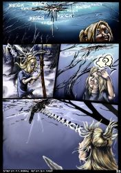 The sky is Falling...Lycoris Page 33 by queenelf