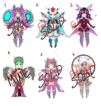 350 points or 3,50usd ADOPTS 1/6 OPEN by Felune-Bun