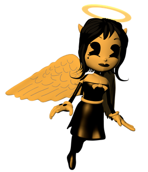 [Blender Internal] Alice Angel v2 by AustinTheBear
