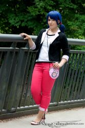 Miraculous Ladybug | Marinette | I by Wings-chan
