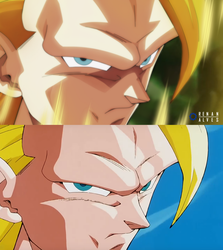 Ssj3 Remake by RenanFNA