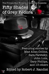 FiftyShadesOfGreyFedora72 by scottcarpenter