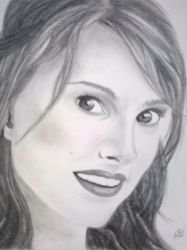 The Face Of Beauty - 'Natalie Portman' by artifex29