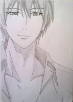 Kise Ryouta. by ADFlowright